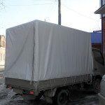 Тент на грузовик Toyota Dyno