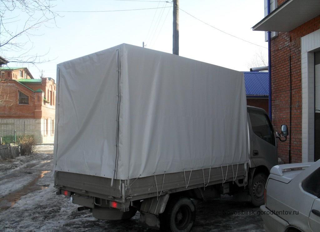 Тент на грузовик Toyota Dyna