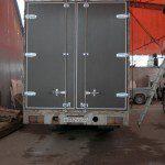 Ворота на грузовик Mazda Titan