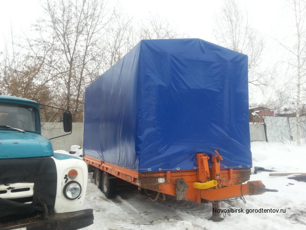 Тент на телегу в Новосибирске