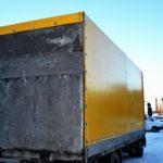 Автотент на грузовик DAF LF