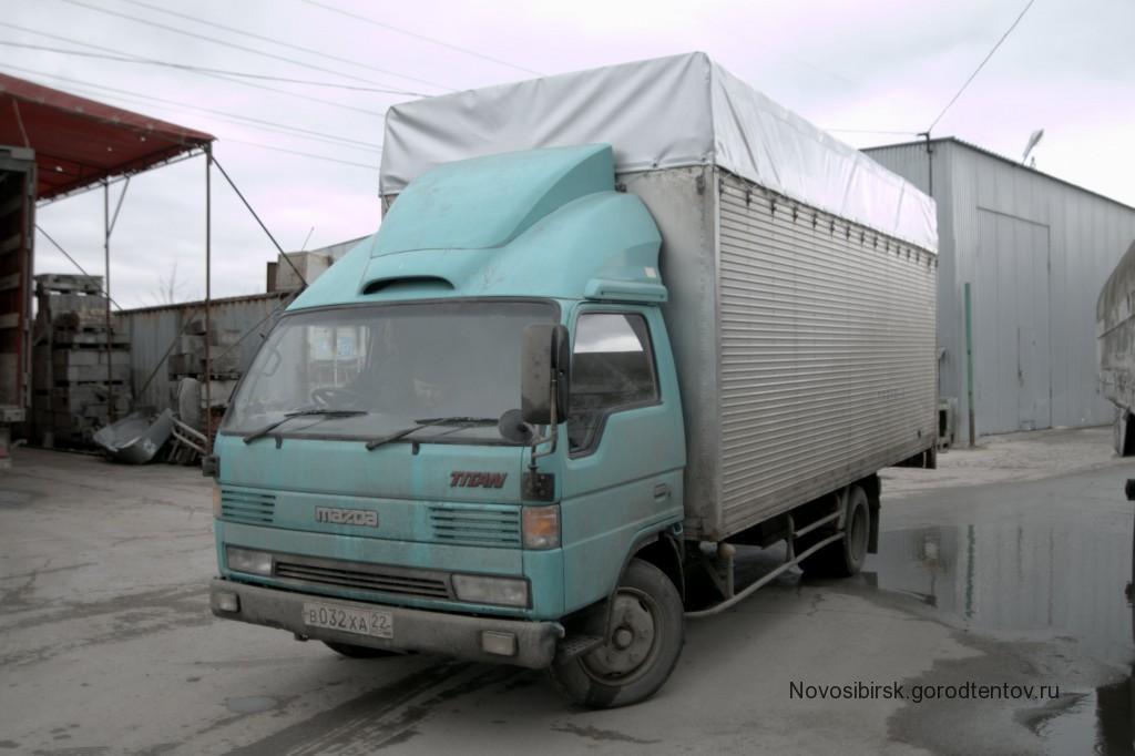 Тент-крыша на грузовик Mazda