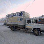 Тент на грузовик ГАЗ