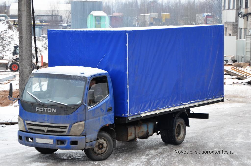 Каркас и тент на грузовик Foton
