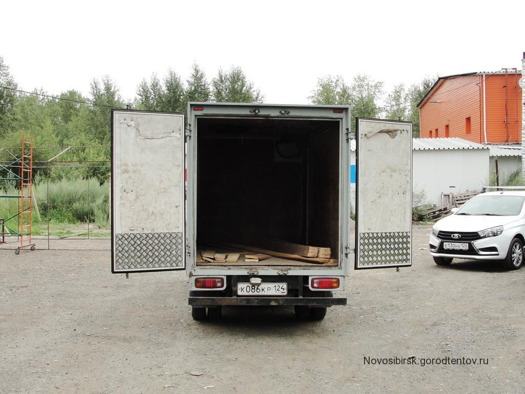 Ремонт ворот рефрижератора KIA K3000S
